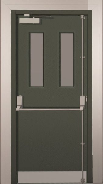 Four Hour Fire Rated Doors