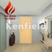 Ash Veneer Interior Flush Doors