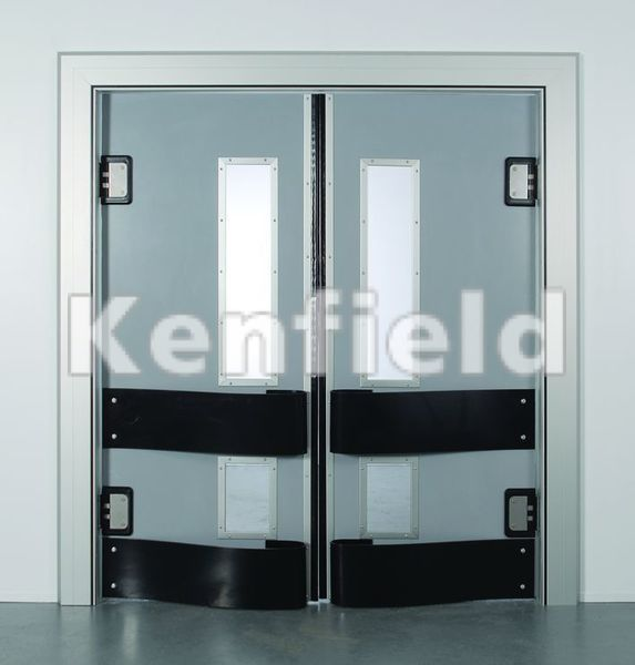 Top Rated Home Security Systems >> K250 GRP Retail Swing Door - Retail & Warehouse Doors
