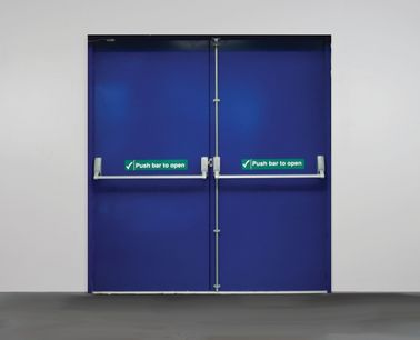 K1150 Steel Fire Exit Doors