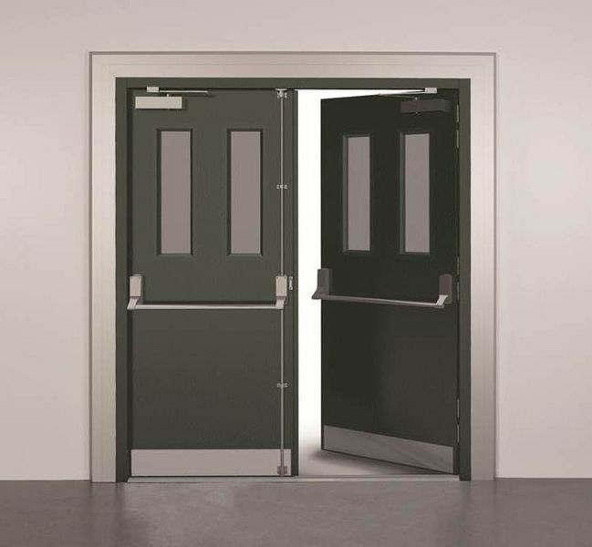K1650 Fire Rated Steel Door Steel Security Amp Fire Exit