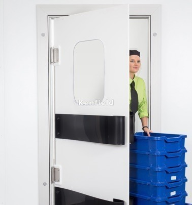 Polyethylene Food Hygiene Door