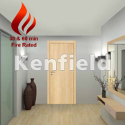 30 Minute Fire-Rated Interior Flush Doors