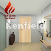 Maple Veneer Interior Flush Doors
