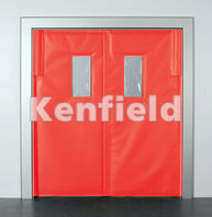 K750 Energy Door: No external frame