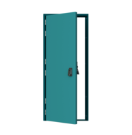 SR2 Certified Steel Security Doors