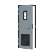 SR4 Certified Steel Security Doors