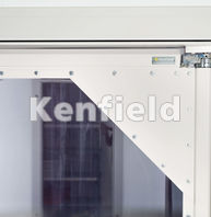 K550 Impact Crash Door: Lintel mounting